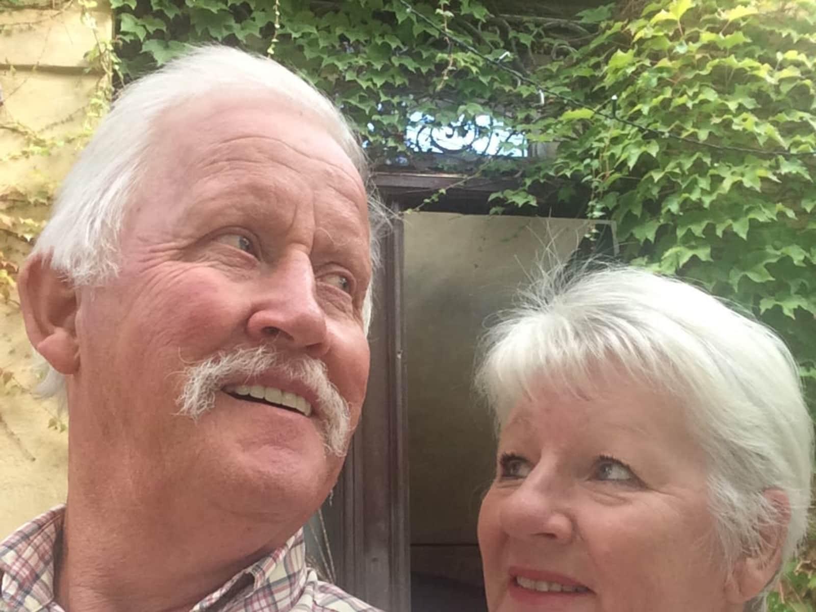 Vicki & Herman from Beechworth, Victoria, Australia