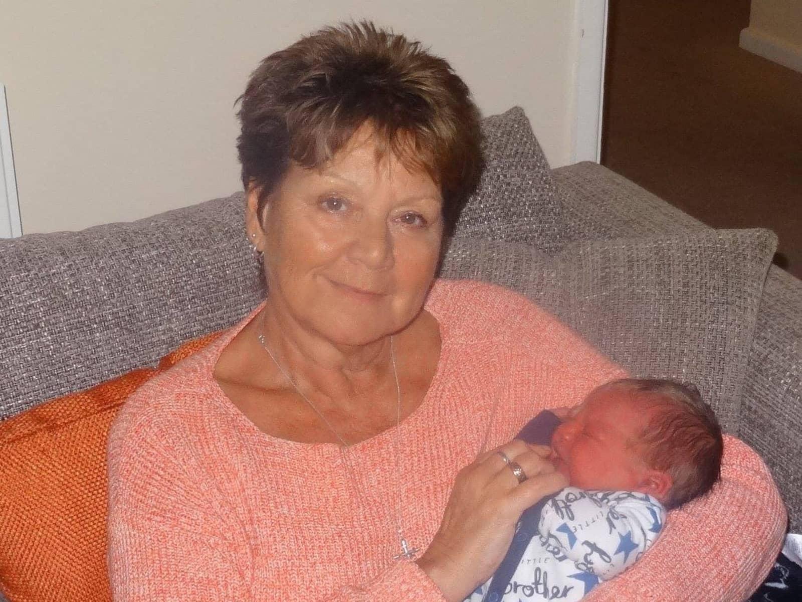 Julie from King's Lynn, United Kingdom