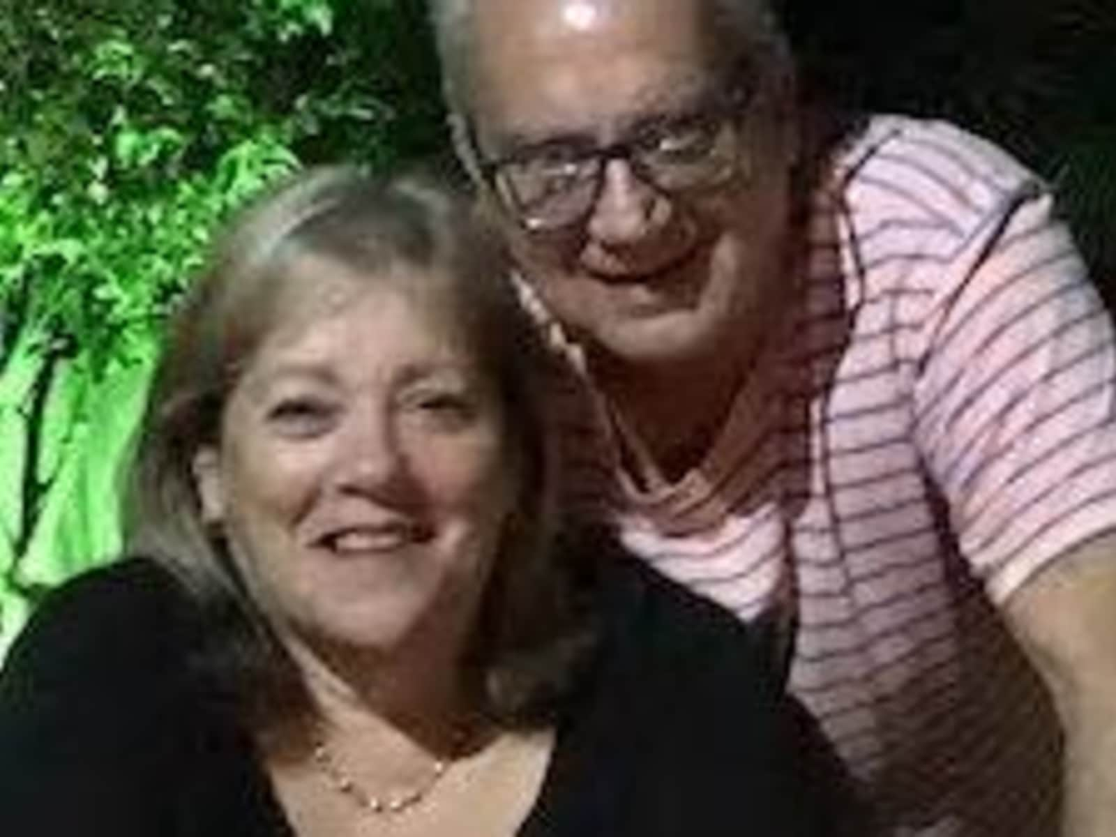 Kenny & Susan from Johannesburg, South Africa