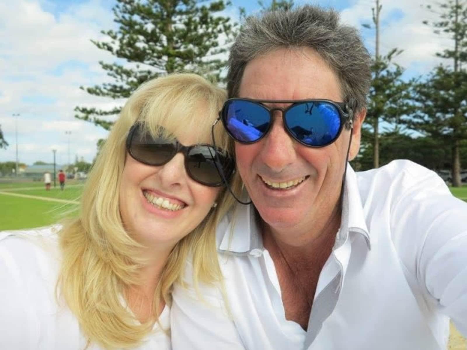 Bev & Paul from Iluka, Western Australia, Australia