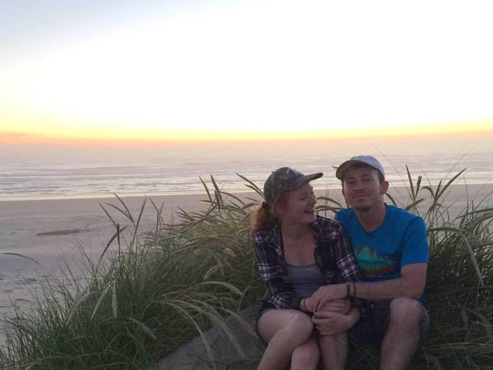 Rik & Megan from Portland, Oregon, United States