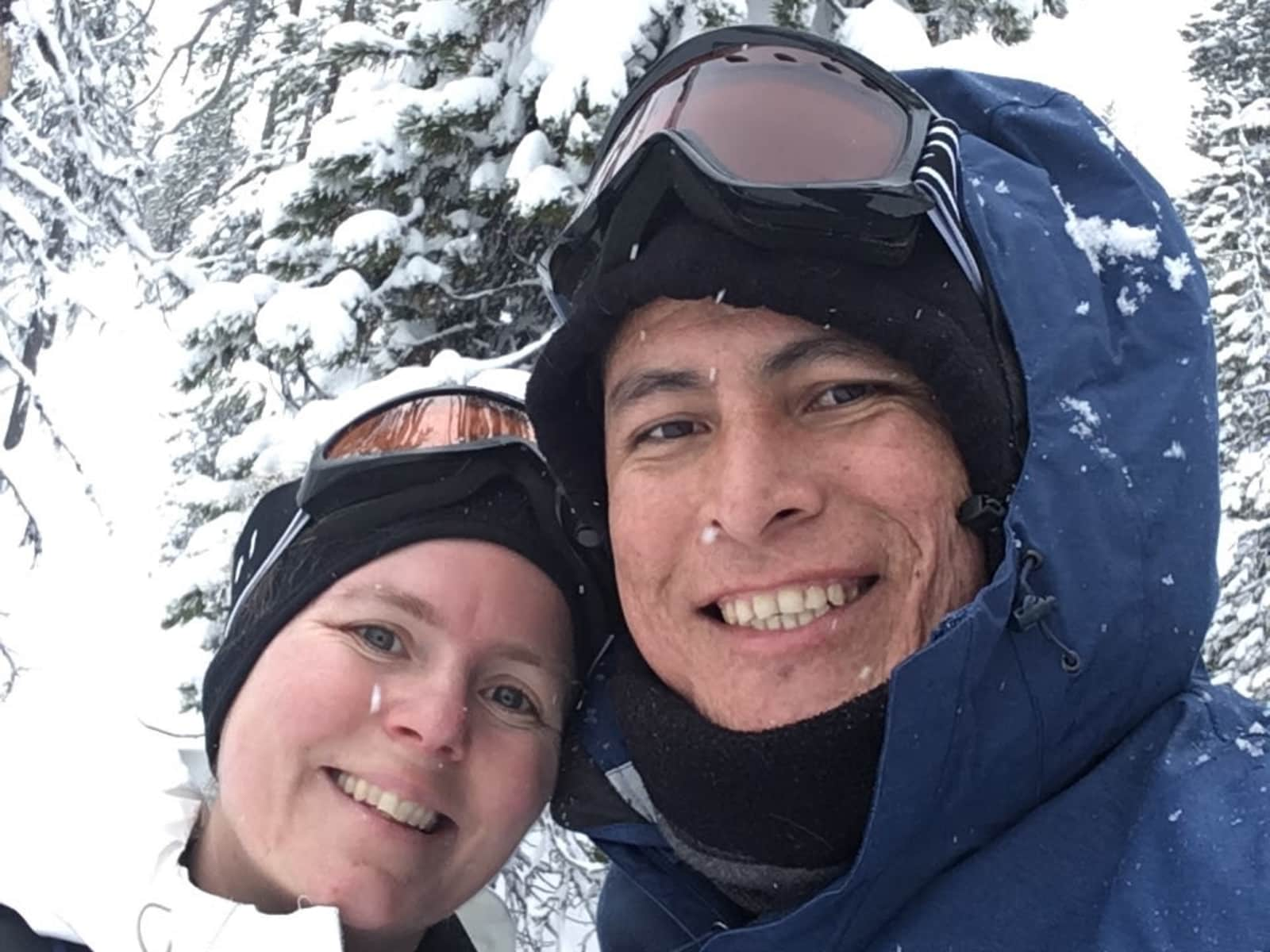 Kelly & Roberto from Corvallis, Oregon, United States