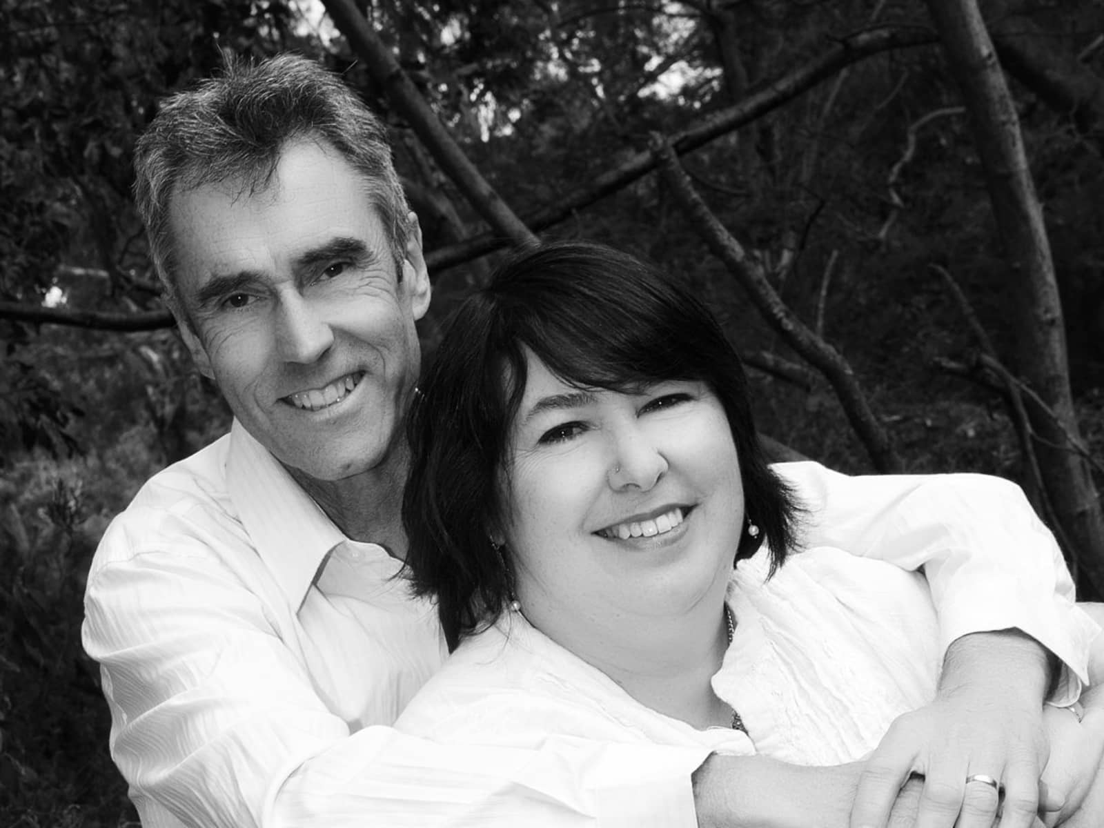 Wendy & Howard from Melbourne, Victoria, Australia