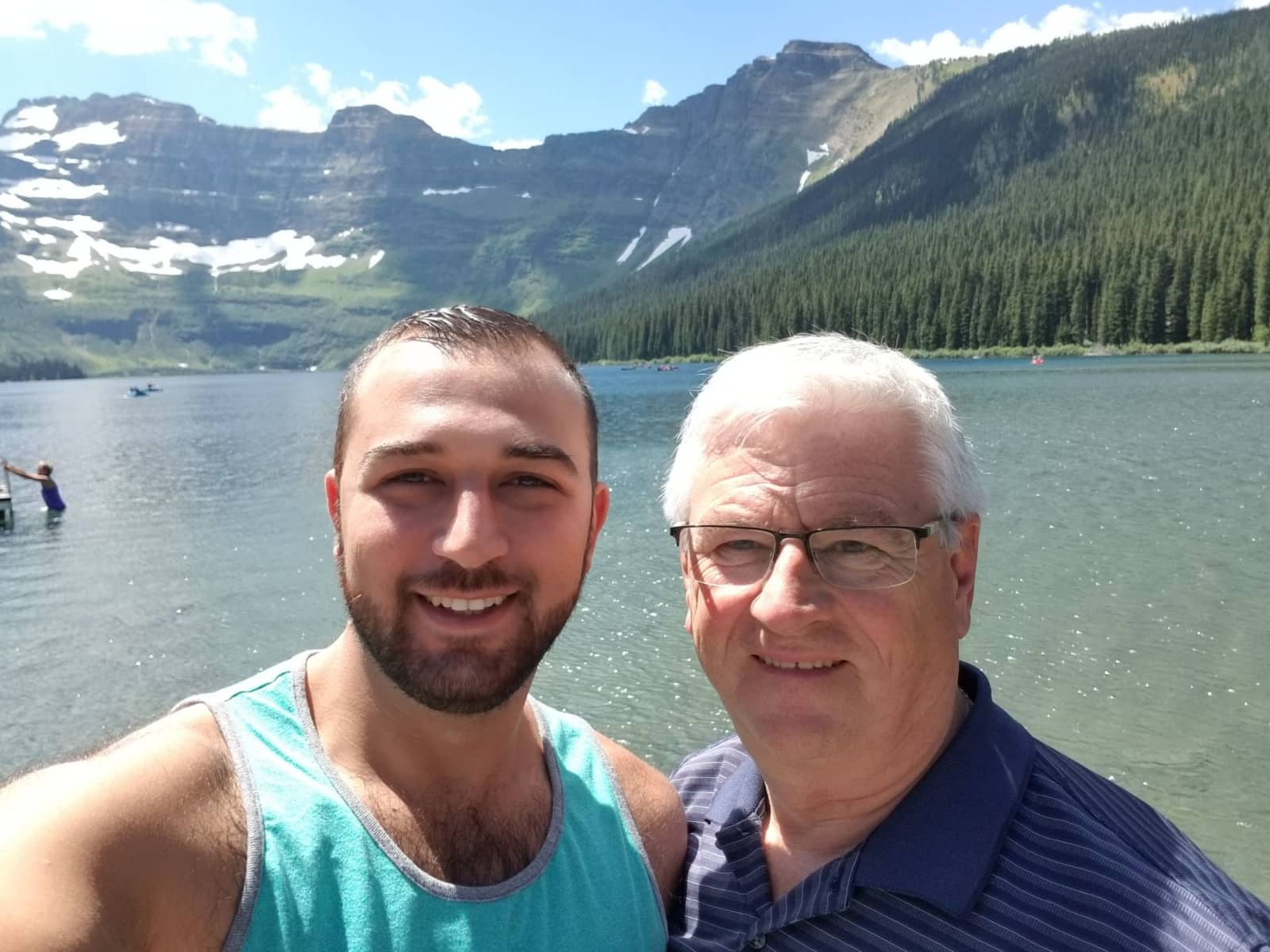 Ivan & Sam from Edmonton, Alberta, Canada
