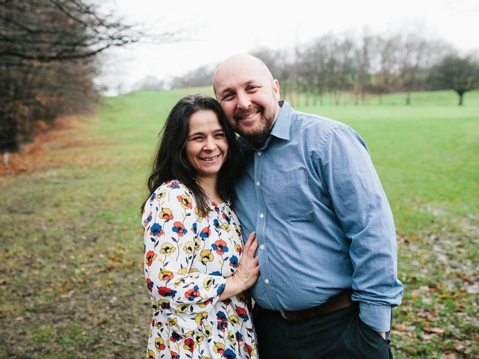 Ruth & Kieron from Manchester City Centre, United Kingdom
