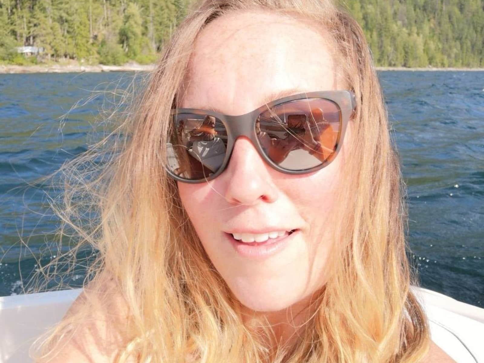 Danielle from Slocan, British Columbia, Canada