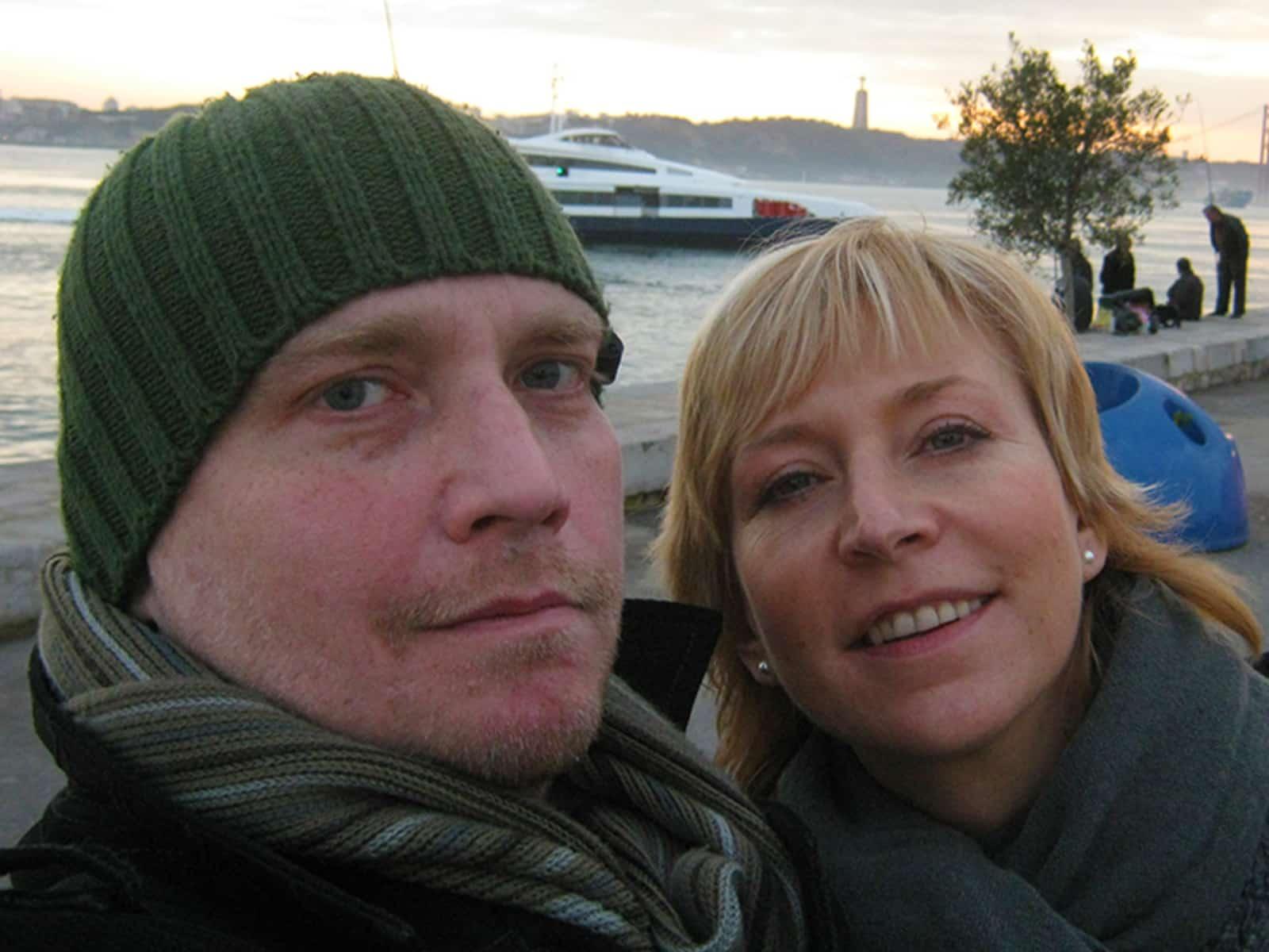 Jaromír & Katerina from Prague, Czech Republic