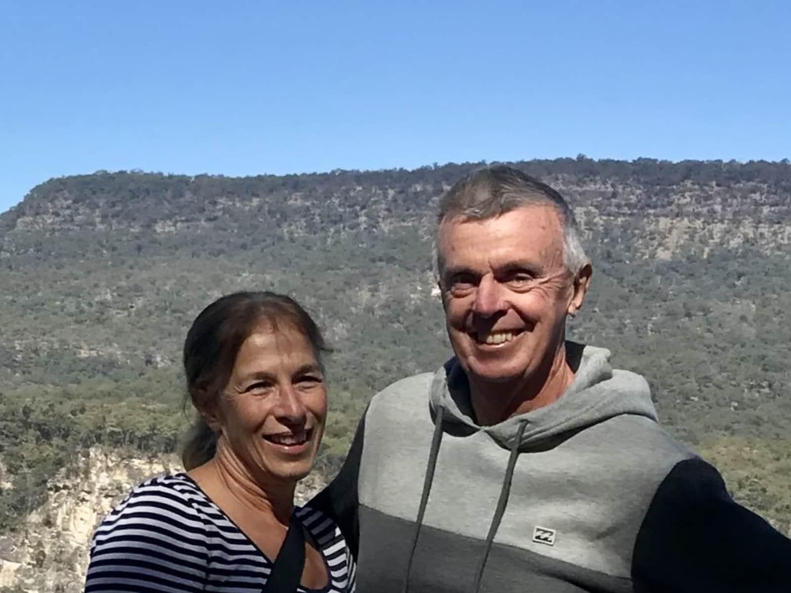 Mark & Debbie from Caloundra, Queensland, Australia