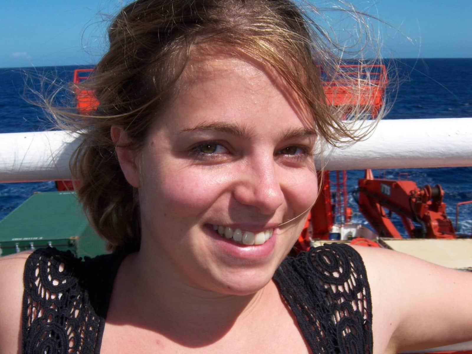 Stephanie from Coburg, Germany
