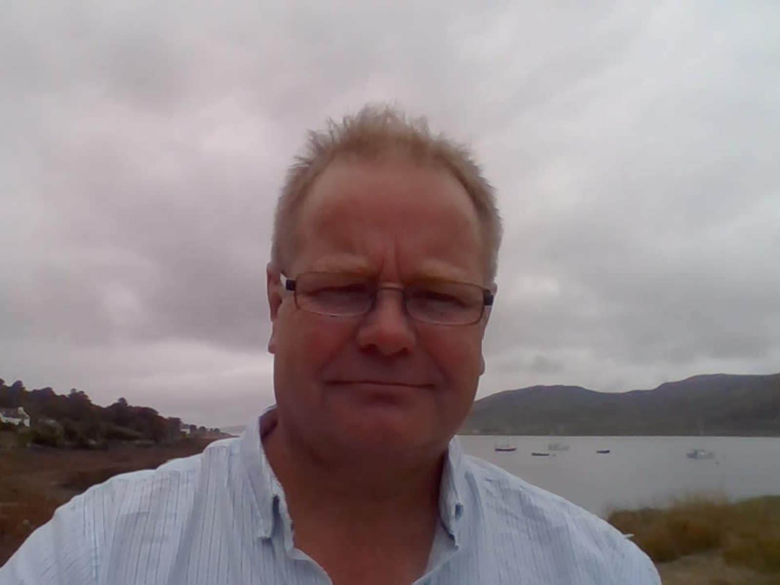 Ian from Broadford, United Kingdom