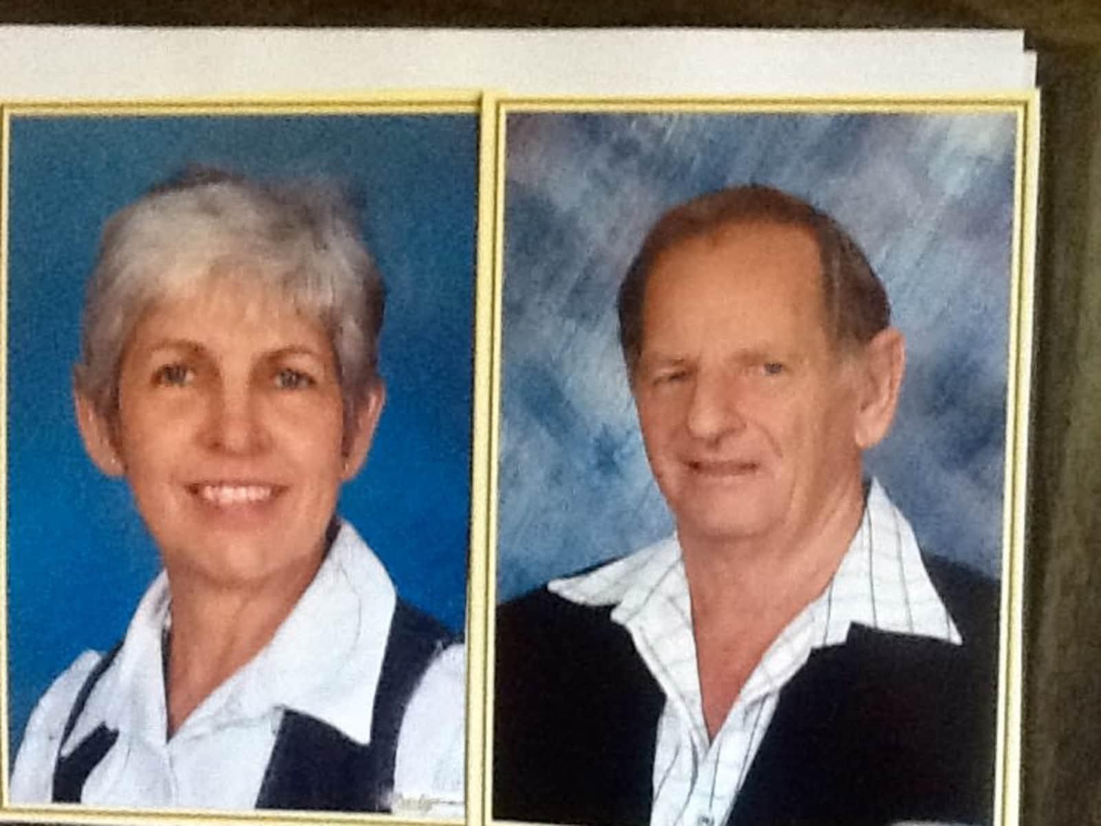 Celia & Bernard from Jozini, South Africa