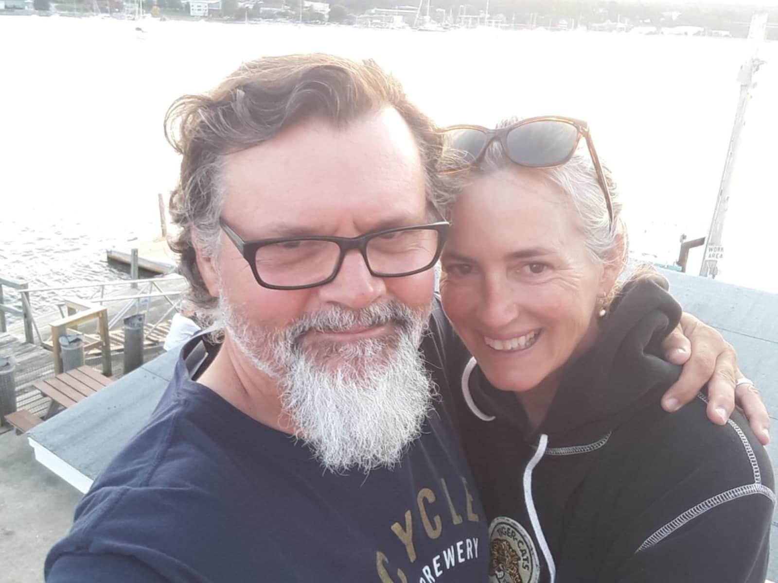 Jane & Randy from Ottawa, Ontario, Canada