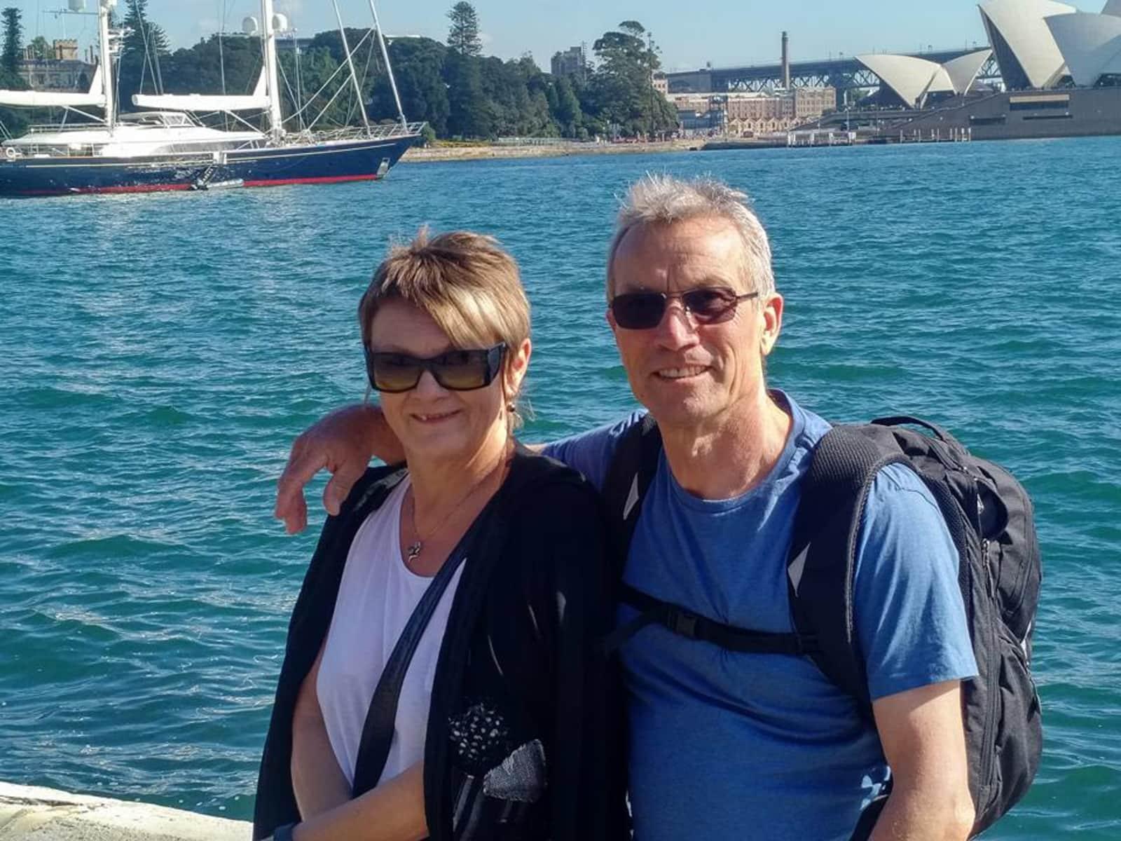 Chris & Martin from Brisbane, Queensland, Australia