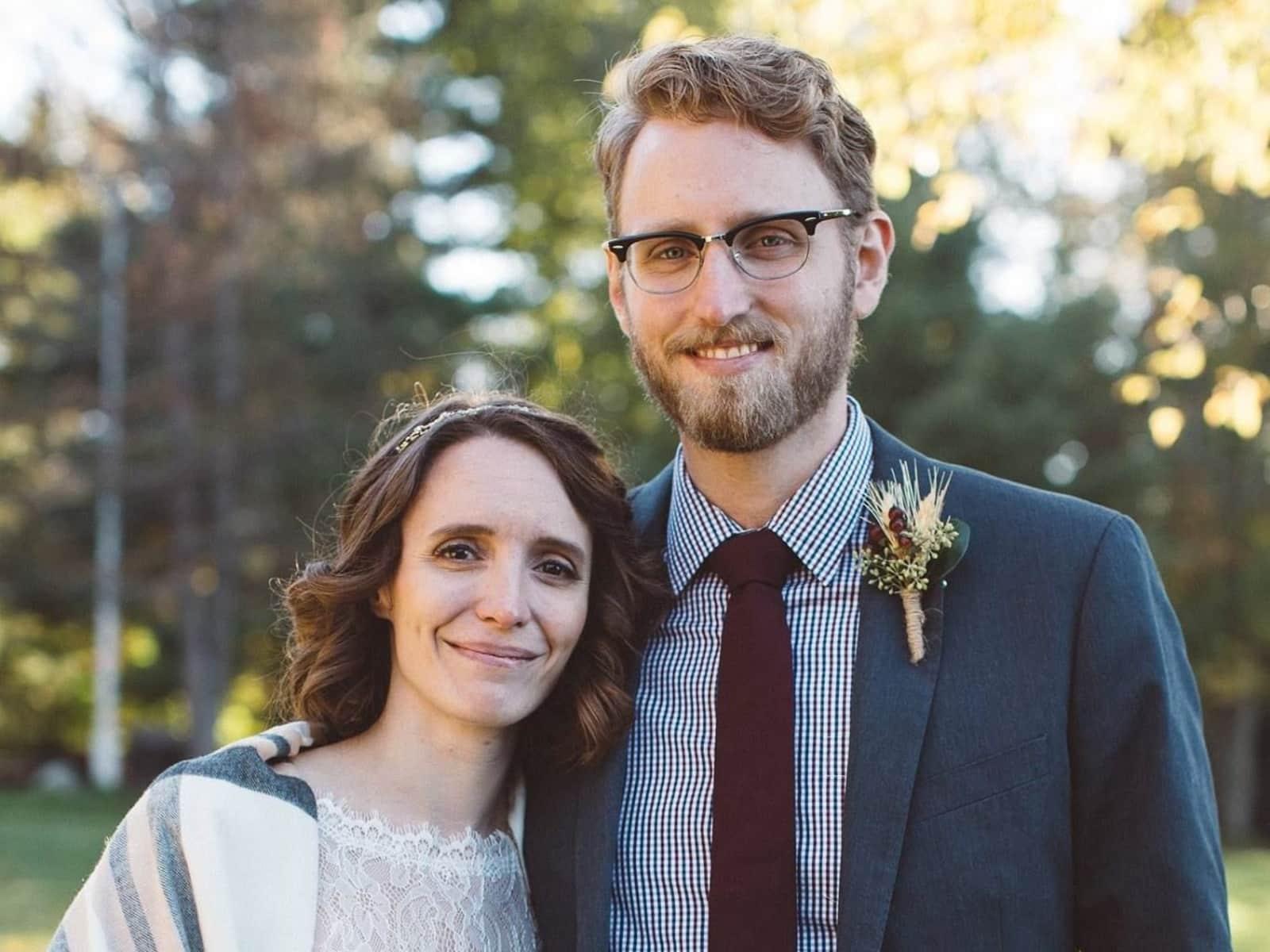 Julia & Michael from Denver, Colorado, United States
