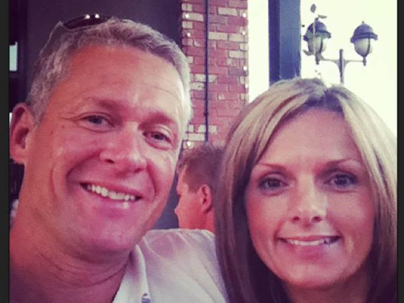 Irene & Steve from Edmonton, Alberta, Canada