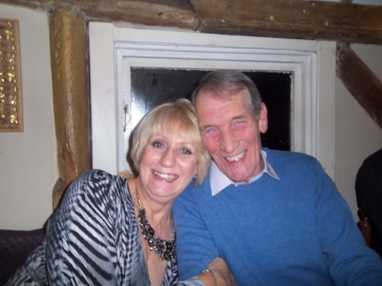 Keith & Denise from Flitwick, United Kingdom