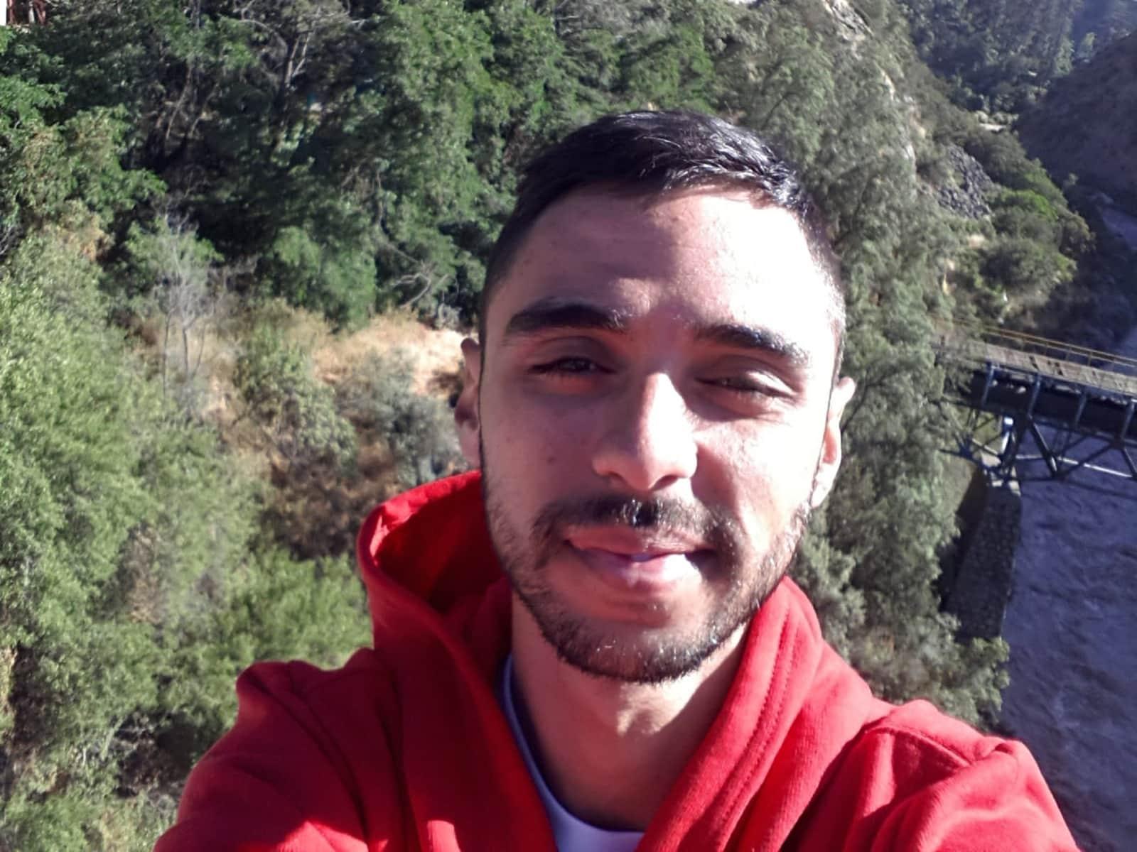 Nikolas from Pirassununga, Brazil