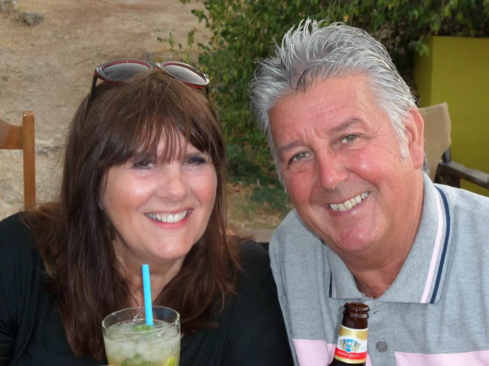 Helen & John from Aberdeen, United Kingdom