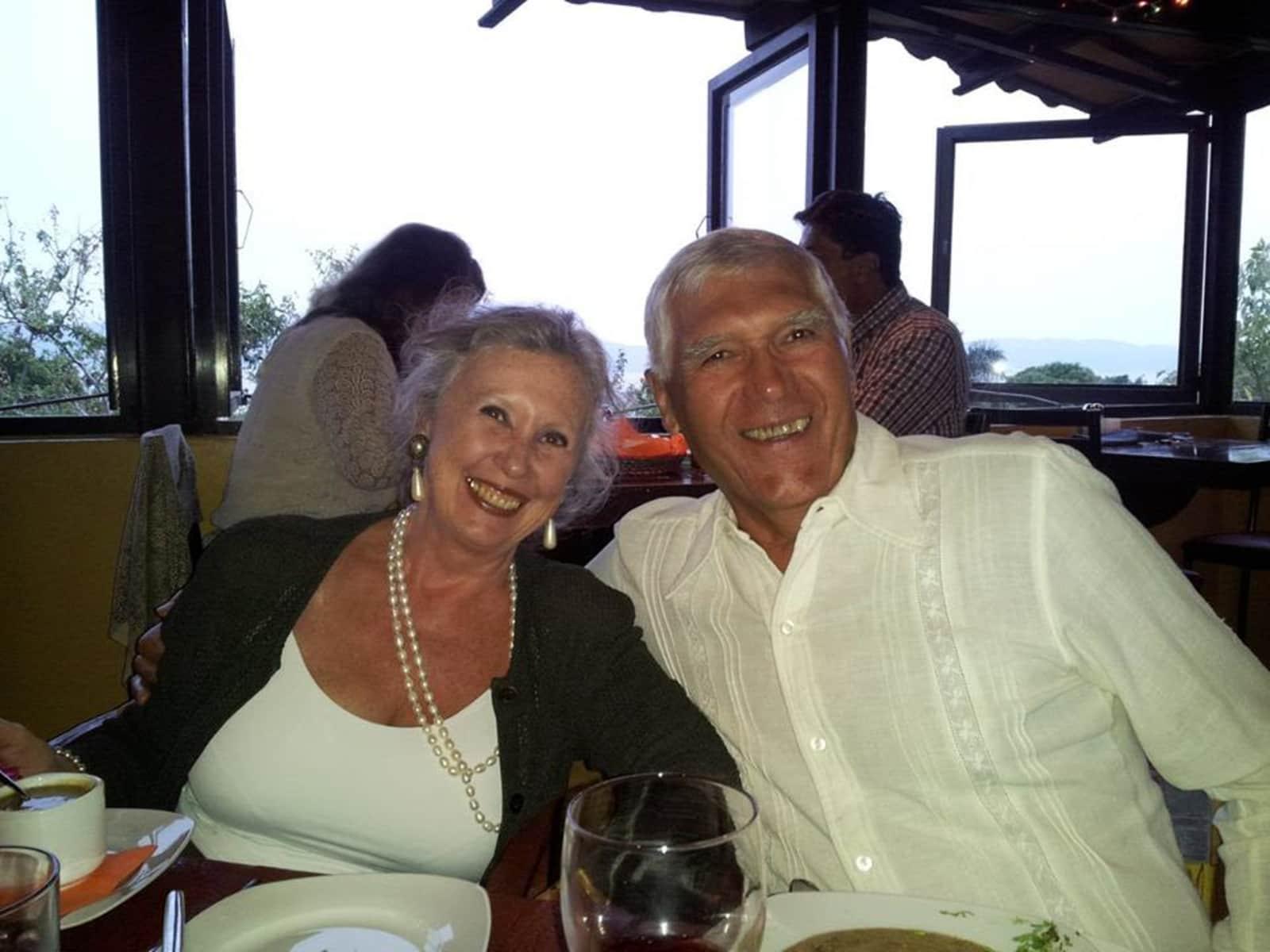 Patricia & Rick from Ajijic, Mexico