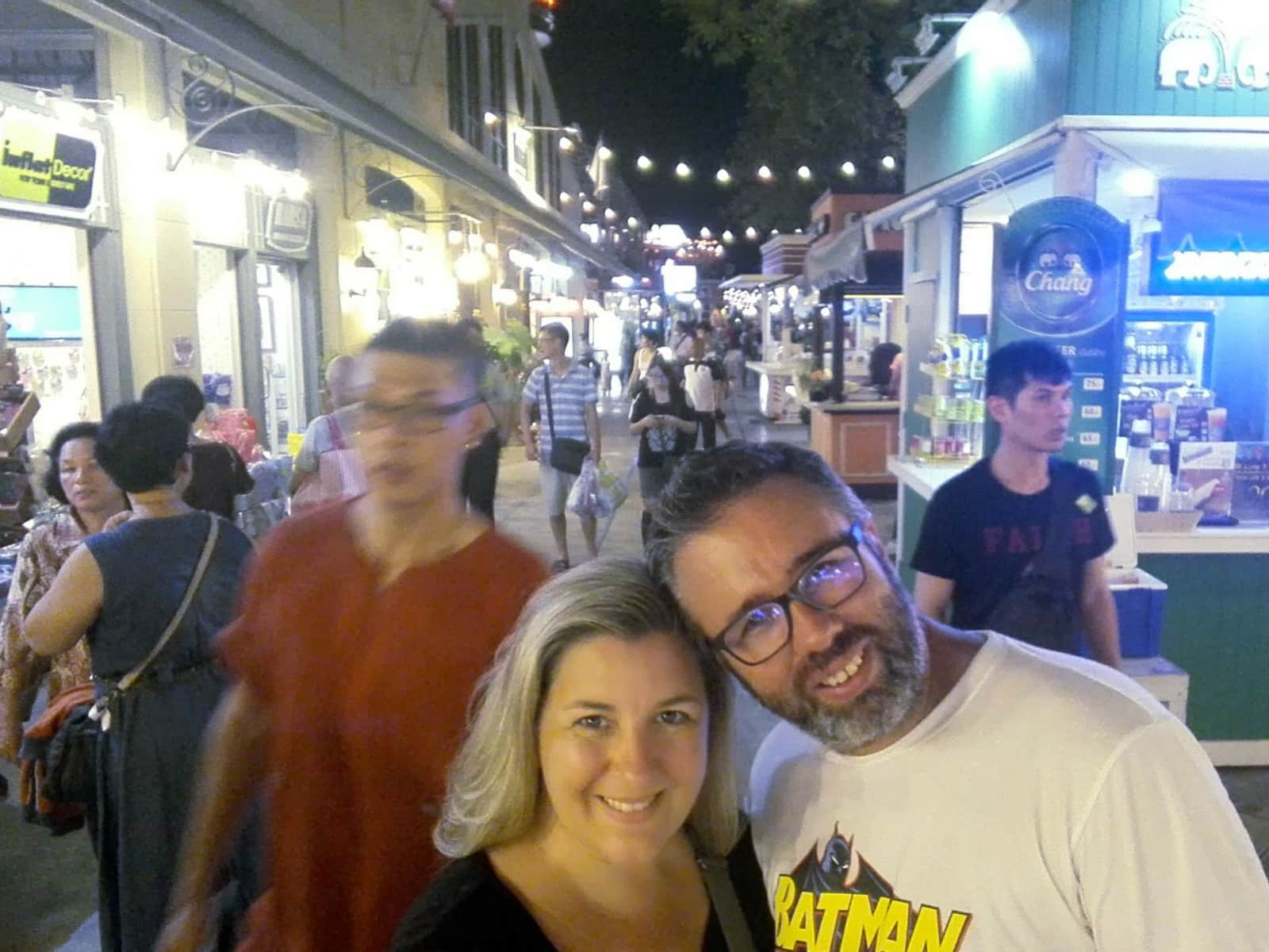 Maria & Diego from Bangkok, Thailand