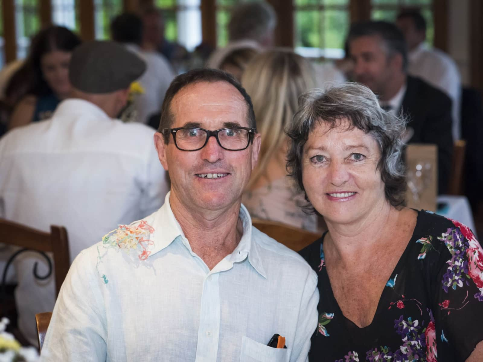 Gillian & Colin from Whitianga, New Zealand