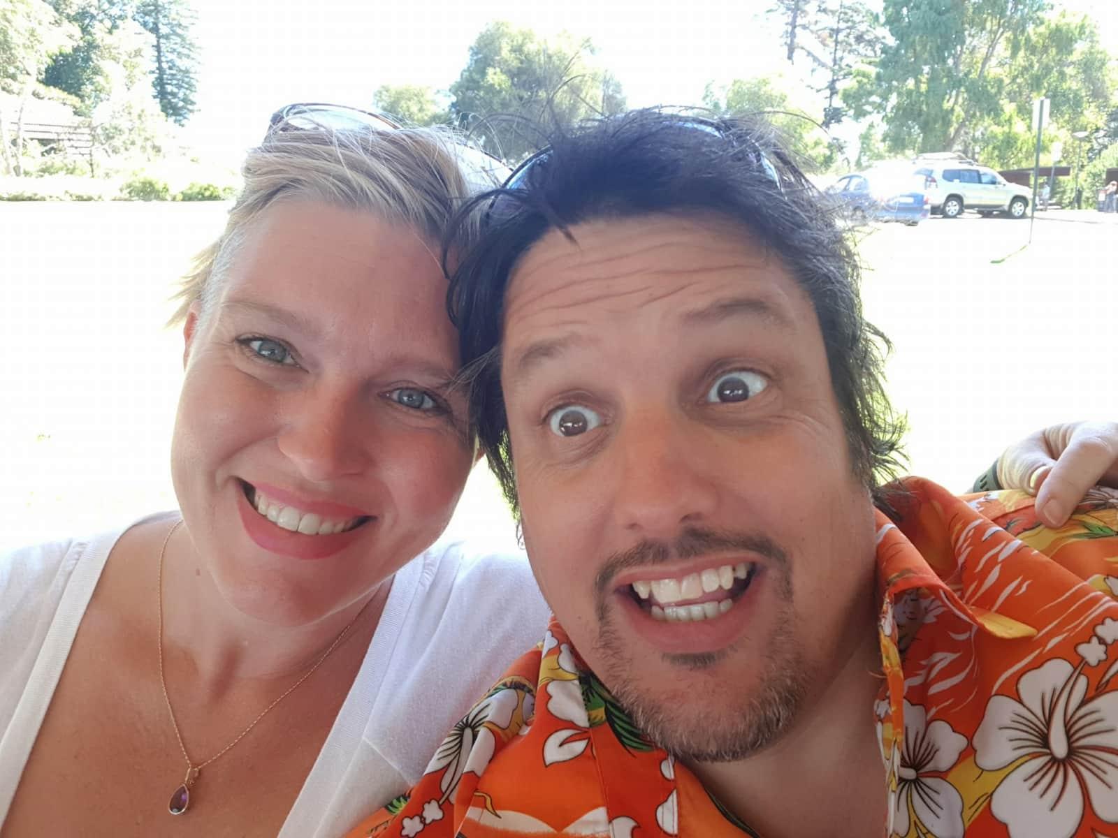 Nadine & Matt from Melbourne, Victoria, Australia