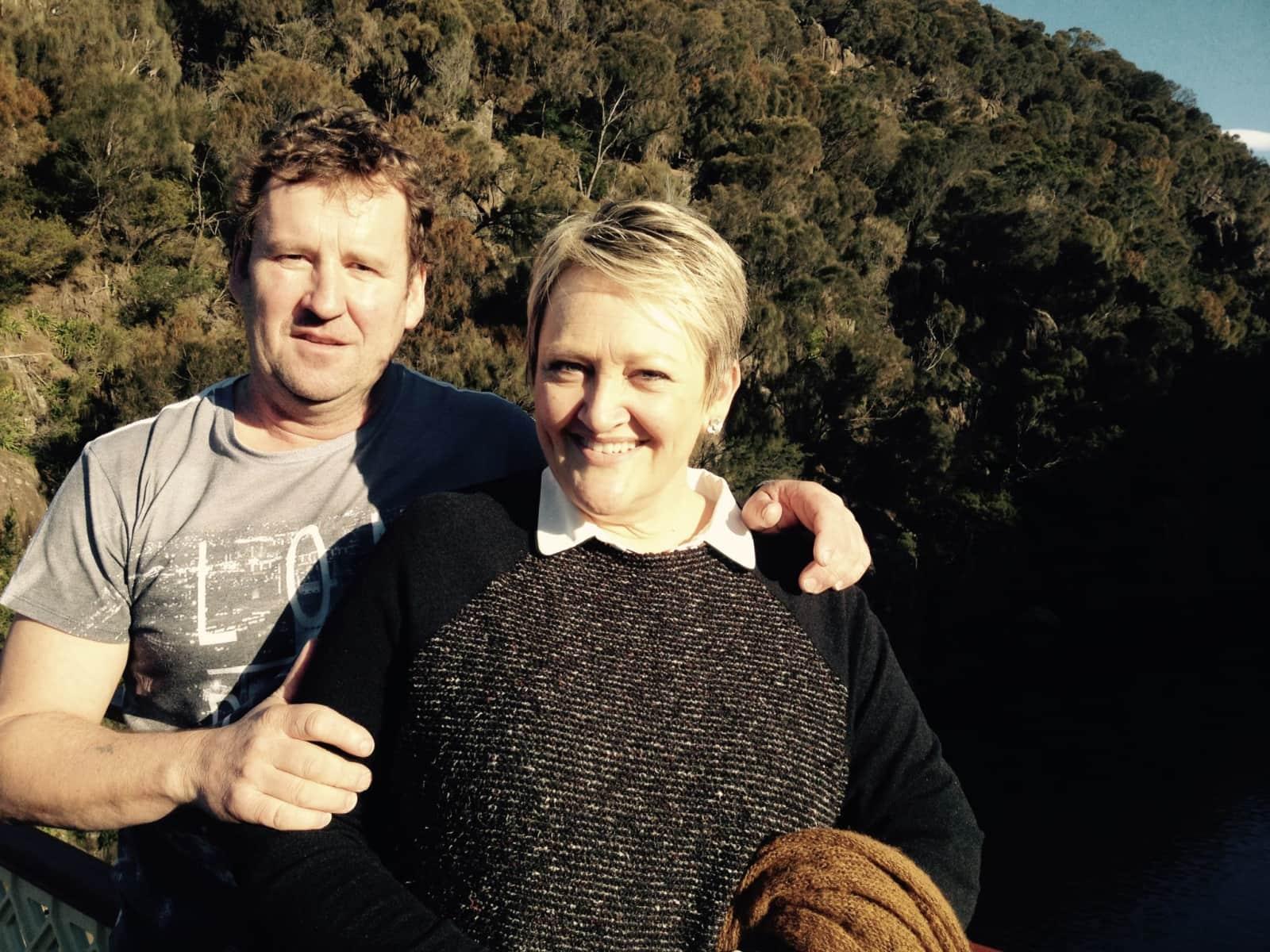 Michelle & Nicholas from Bendigo, Victoria, Australia