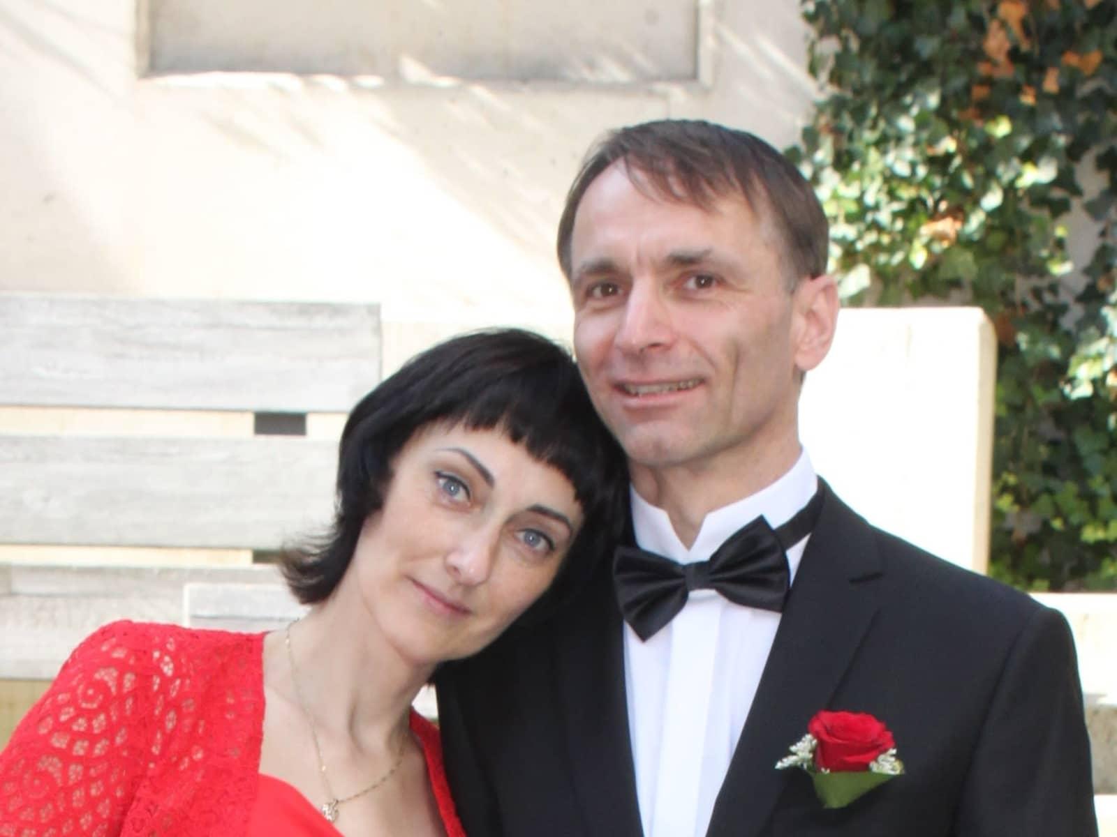 Inna & Karsten from Mittweida, Germany