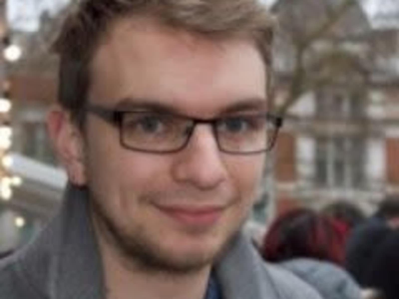 Edward from Oxford, United Kingdom