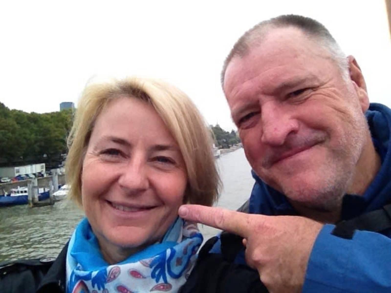 Kirsten & Maurice from Canberra, Australian Capital Territory, Australia