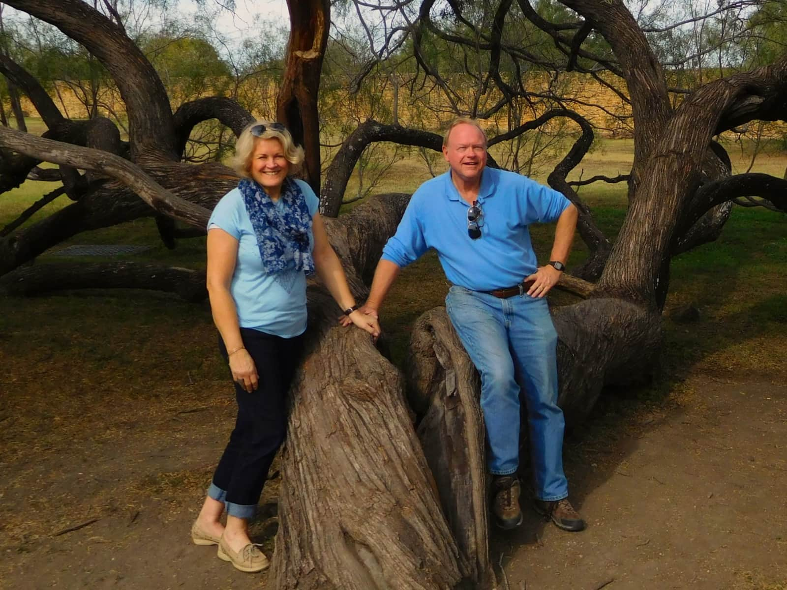 Gloria & Mark from San Antonio, Texas, United States