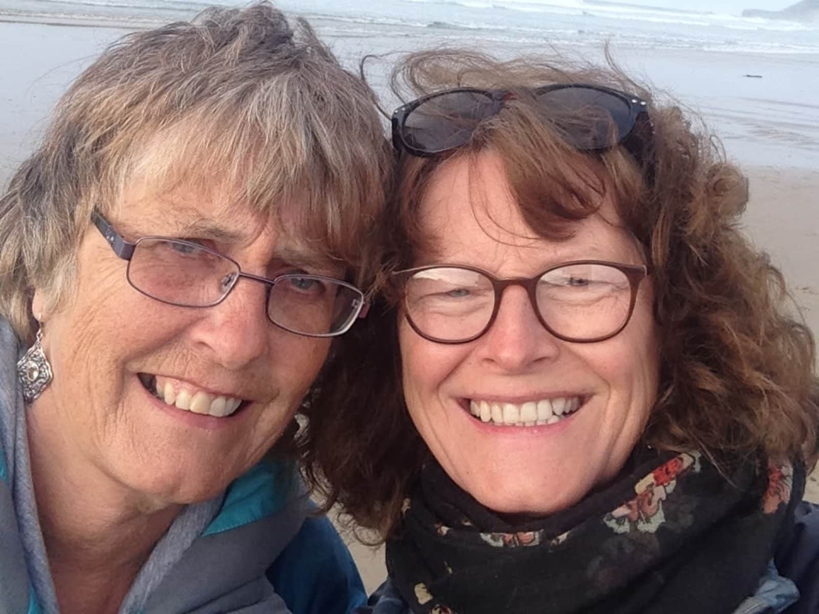 Janet & Ann from Keswick, United Kingdom