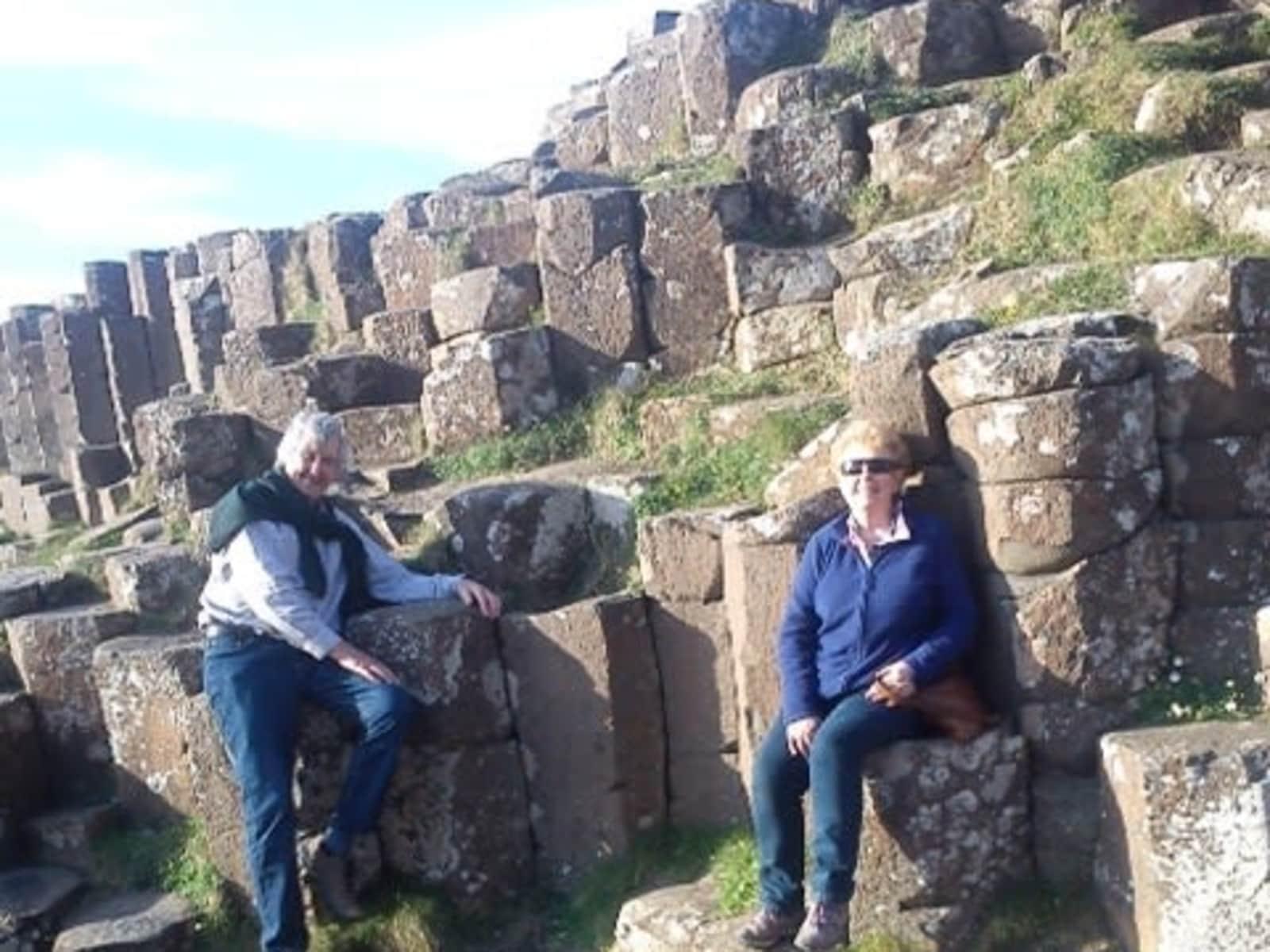 Anne & Paddy from Kilkenny, Ireland