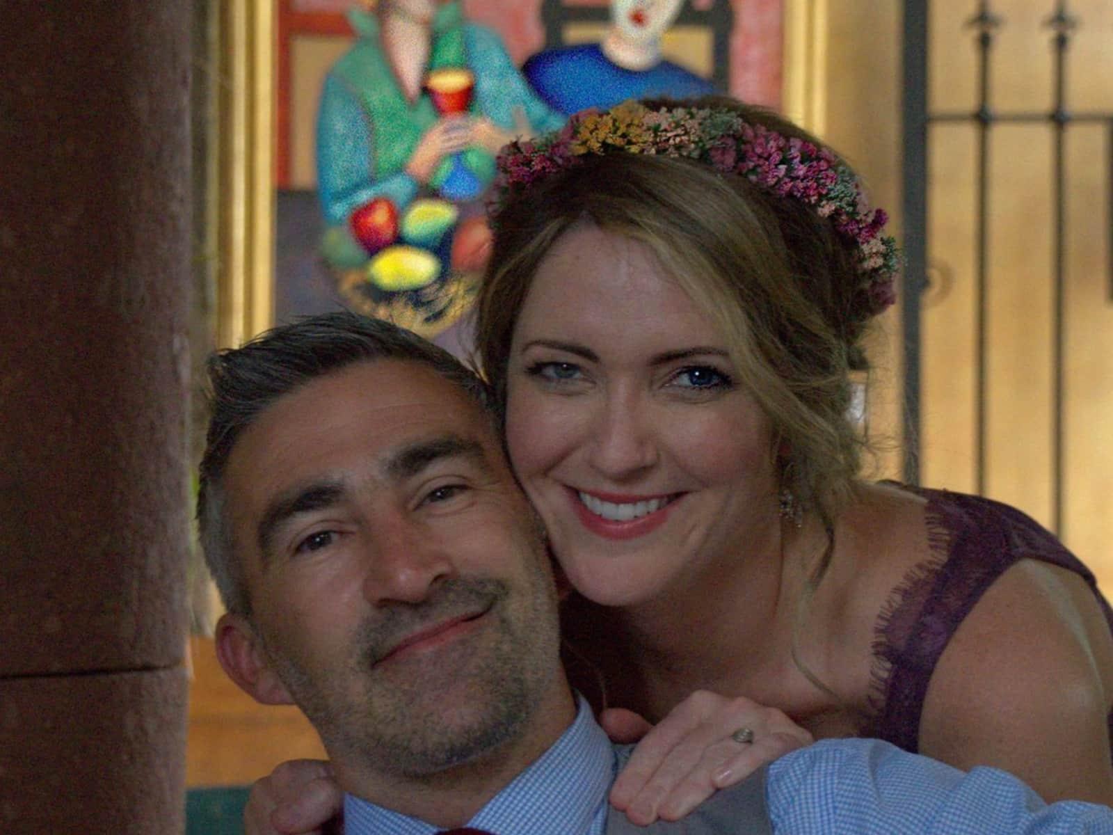 Leslie & Steven from San Miguel de Allende, Mexico