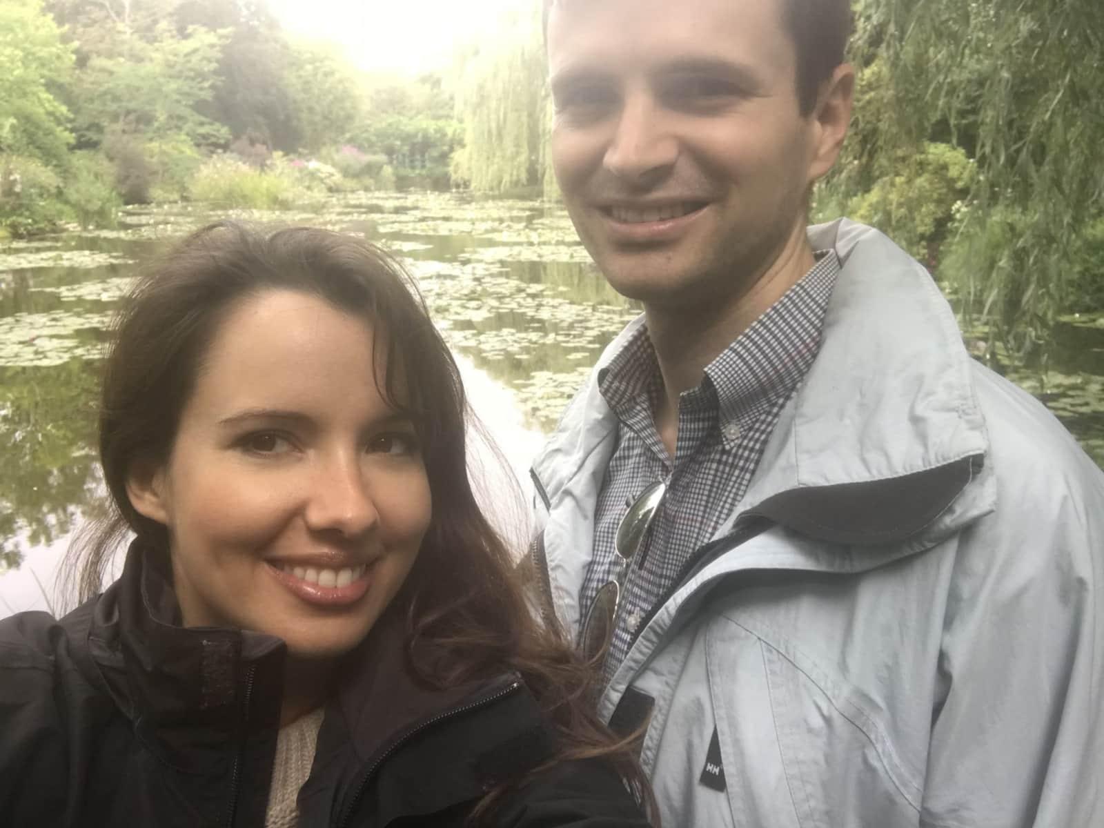 Laura & Ben from London, United Kingdom