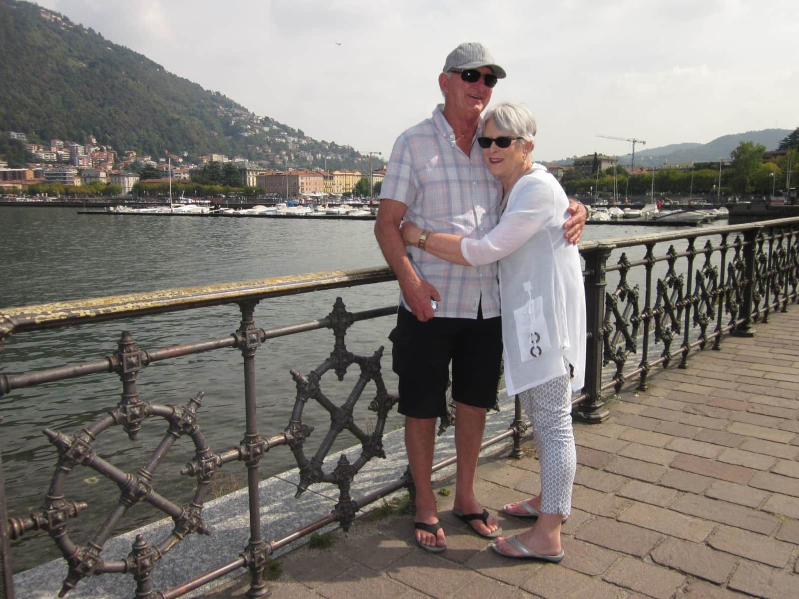 Estelle & John from Perth, Western Australia, Australia