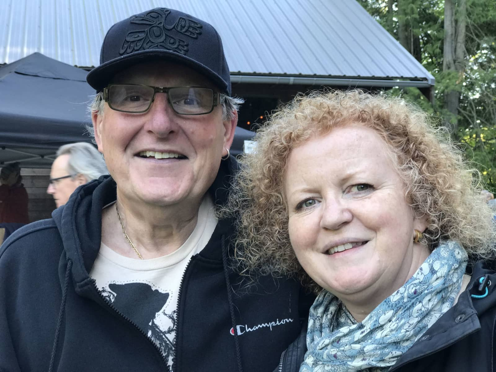 Susan & Richard from Vancouver, British Columbia, Canada