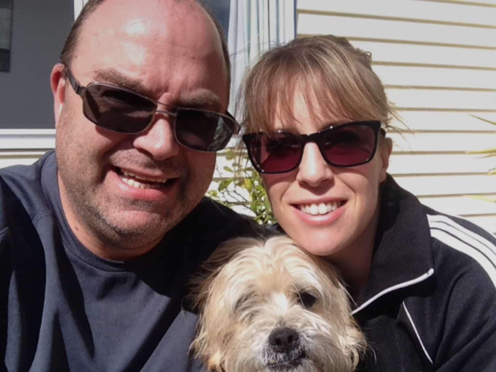 Fiona & Gavin from Masterton, New Zealand