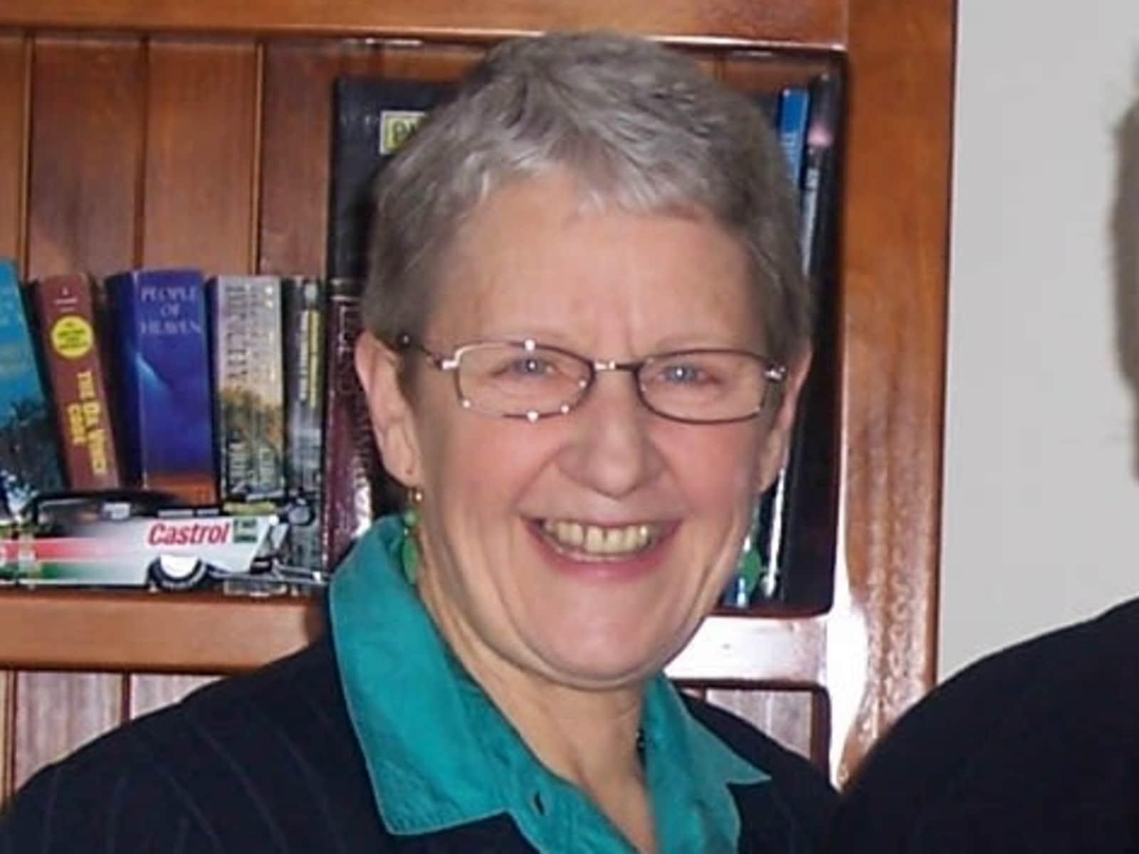 Fran from Perth, Western Australia, Australia