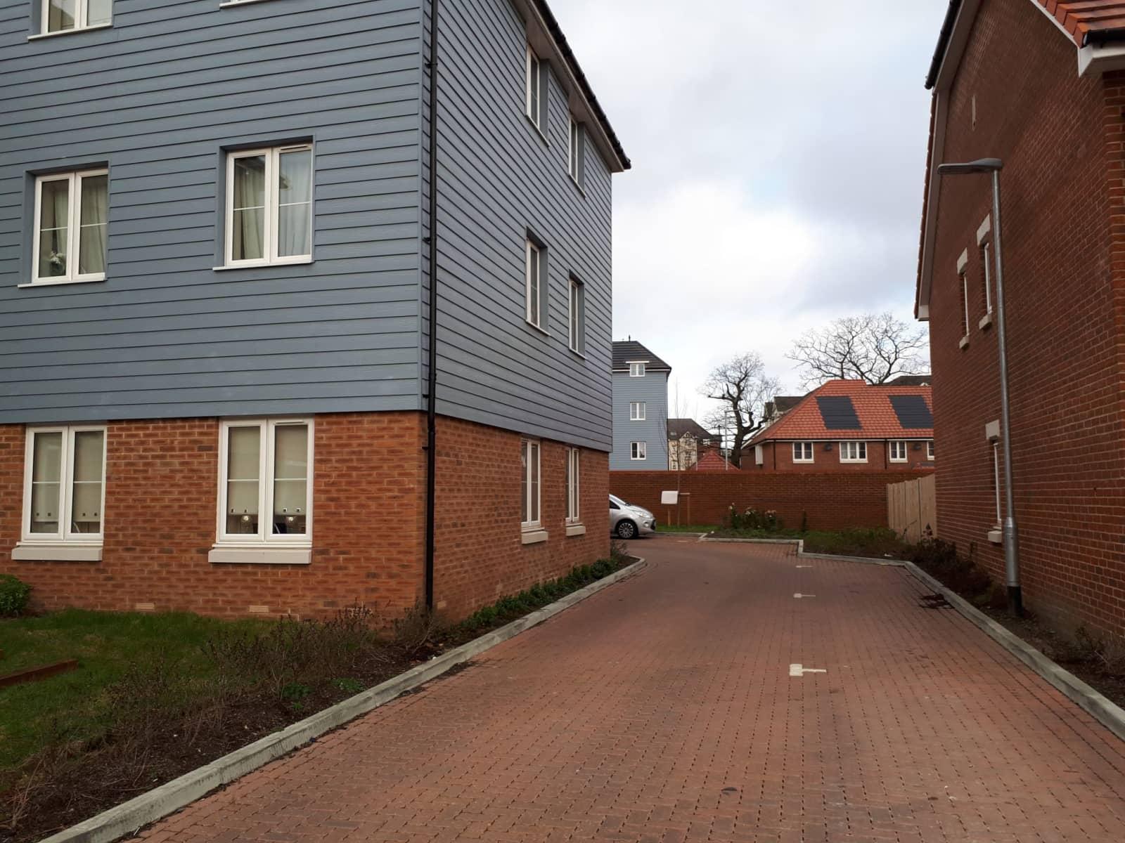 Housesitting assignment in Aldershot, United Kingdom