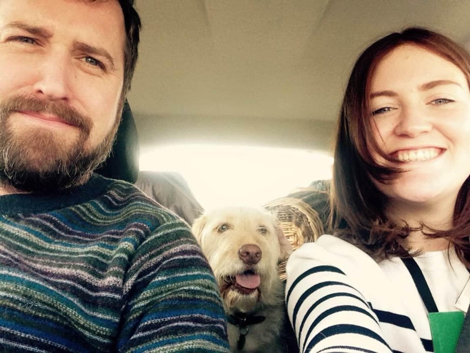 Siobhan & Karl from Berkhamsted, United Kingdom
