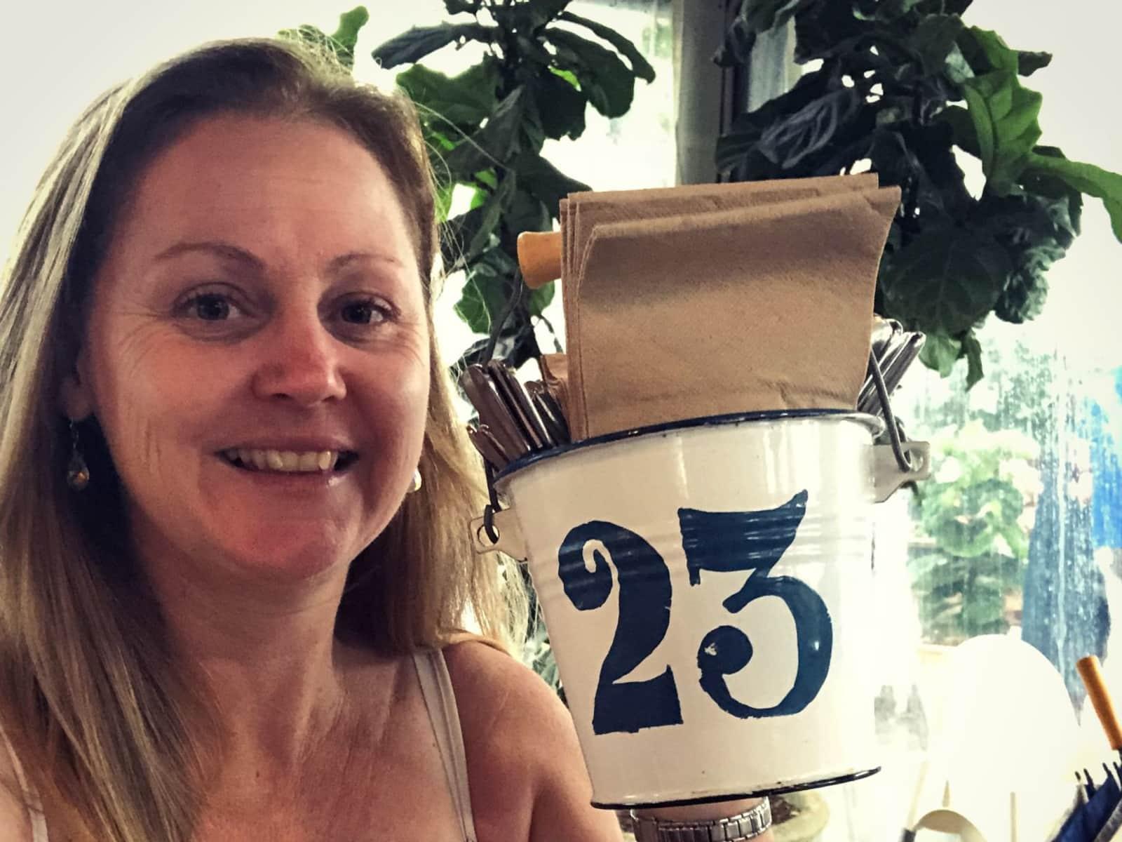 Janine from Brisbane, Queensland, Australia