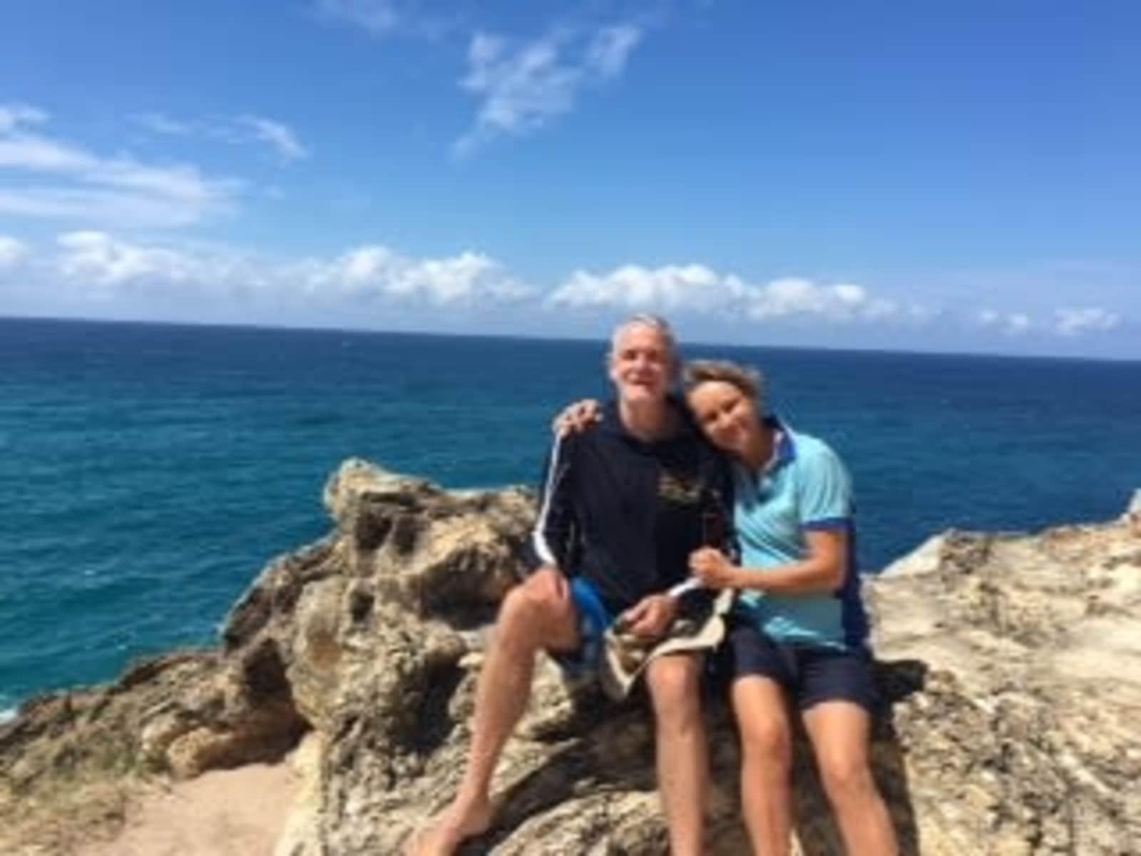 Ilse & Martin from Gold Coast, Queensland, Australia
