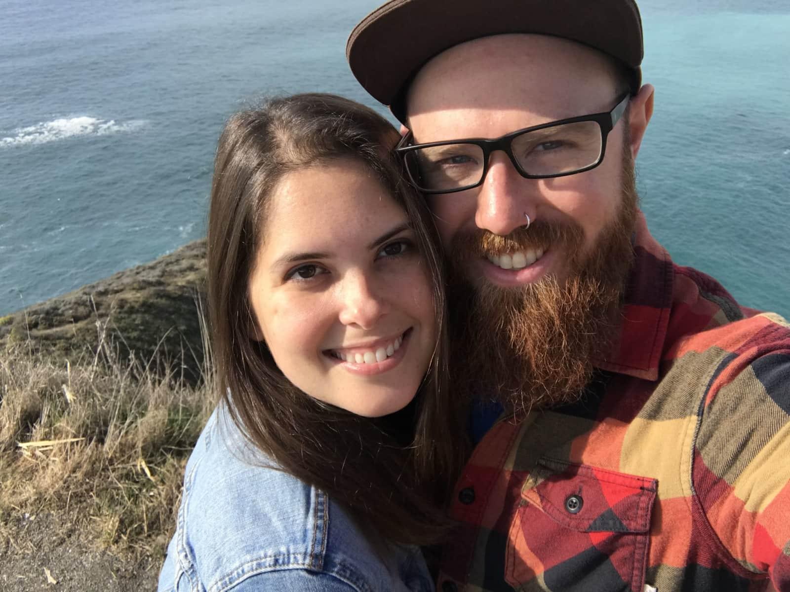 Saskia & Sean from San Francisco, California, United States