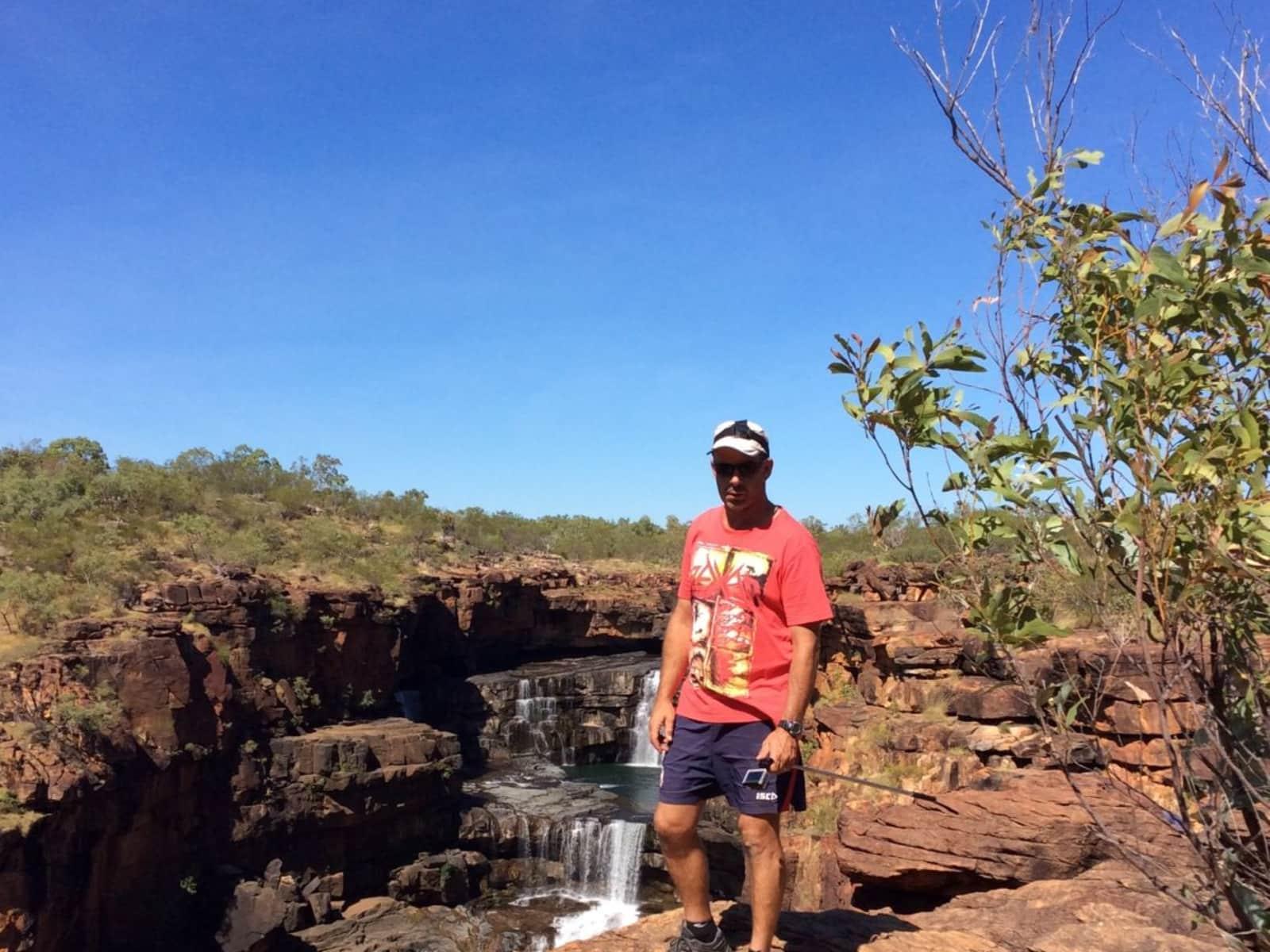 Robert from Carnarvon, Western Australia, Australia