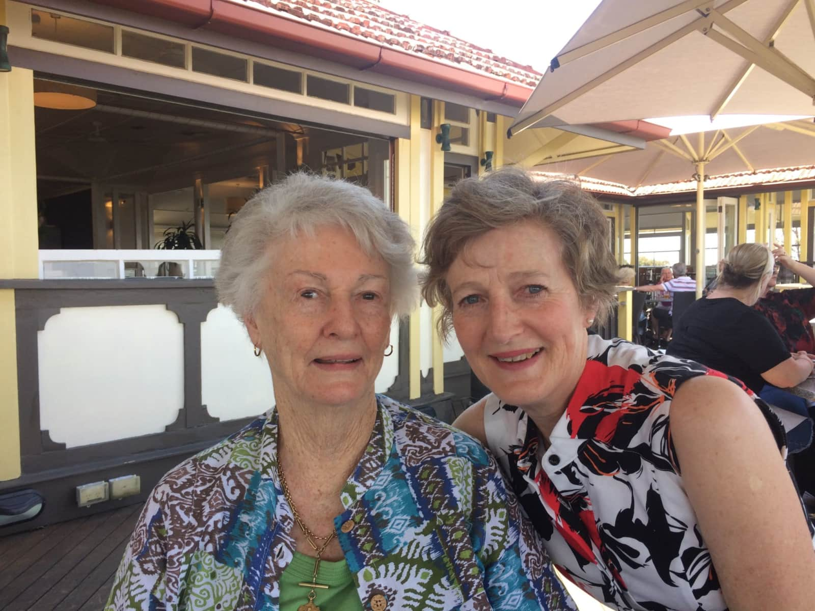 Roslyn & Esma from Allora, Queensland, Australia
