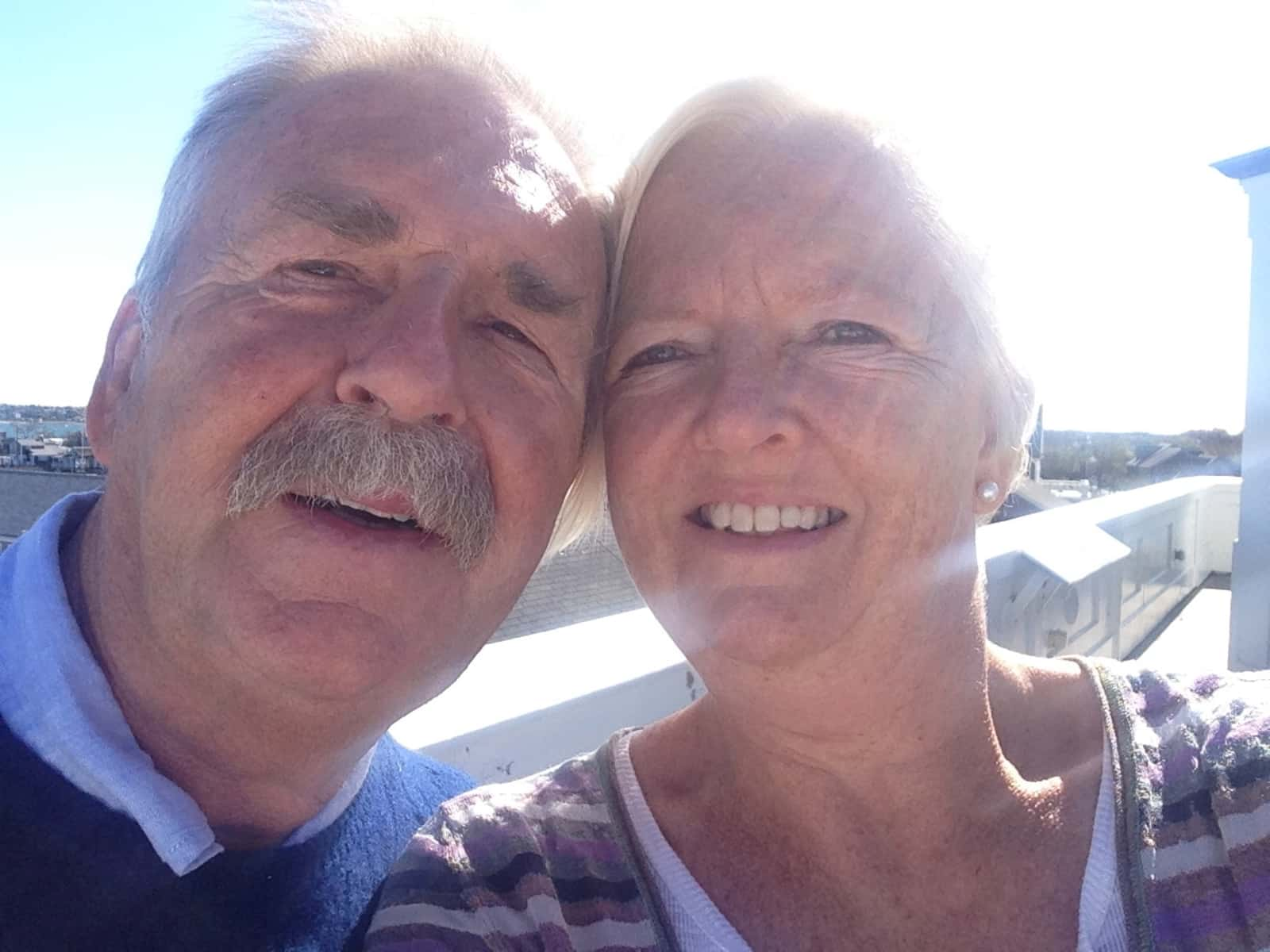 Susie & Frank from Bristol, United Kingdom