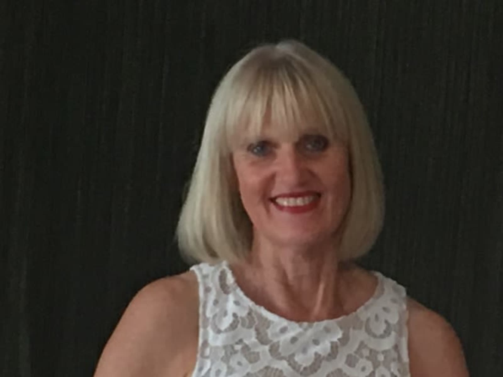 Susan from Brisbane, Queensland, Australia