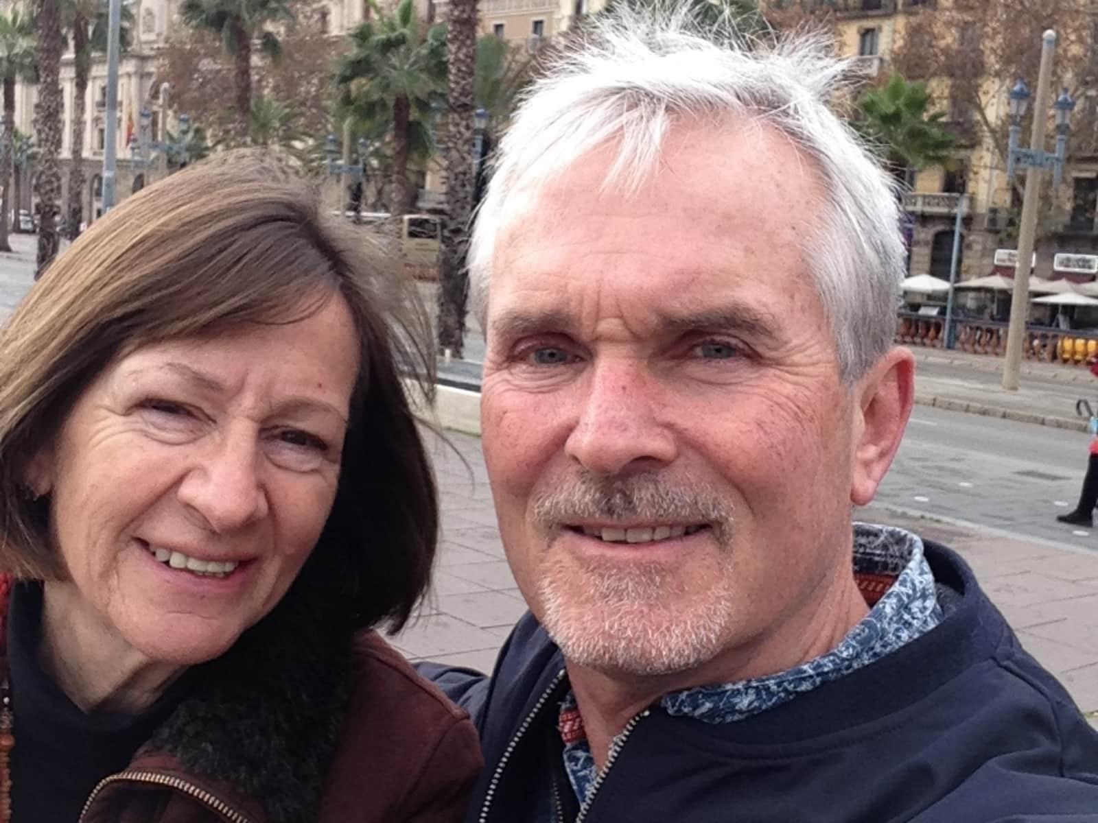 Susan & Michael from Hastings, United Kingdom