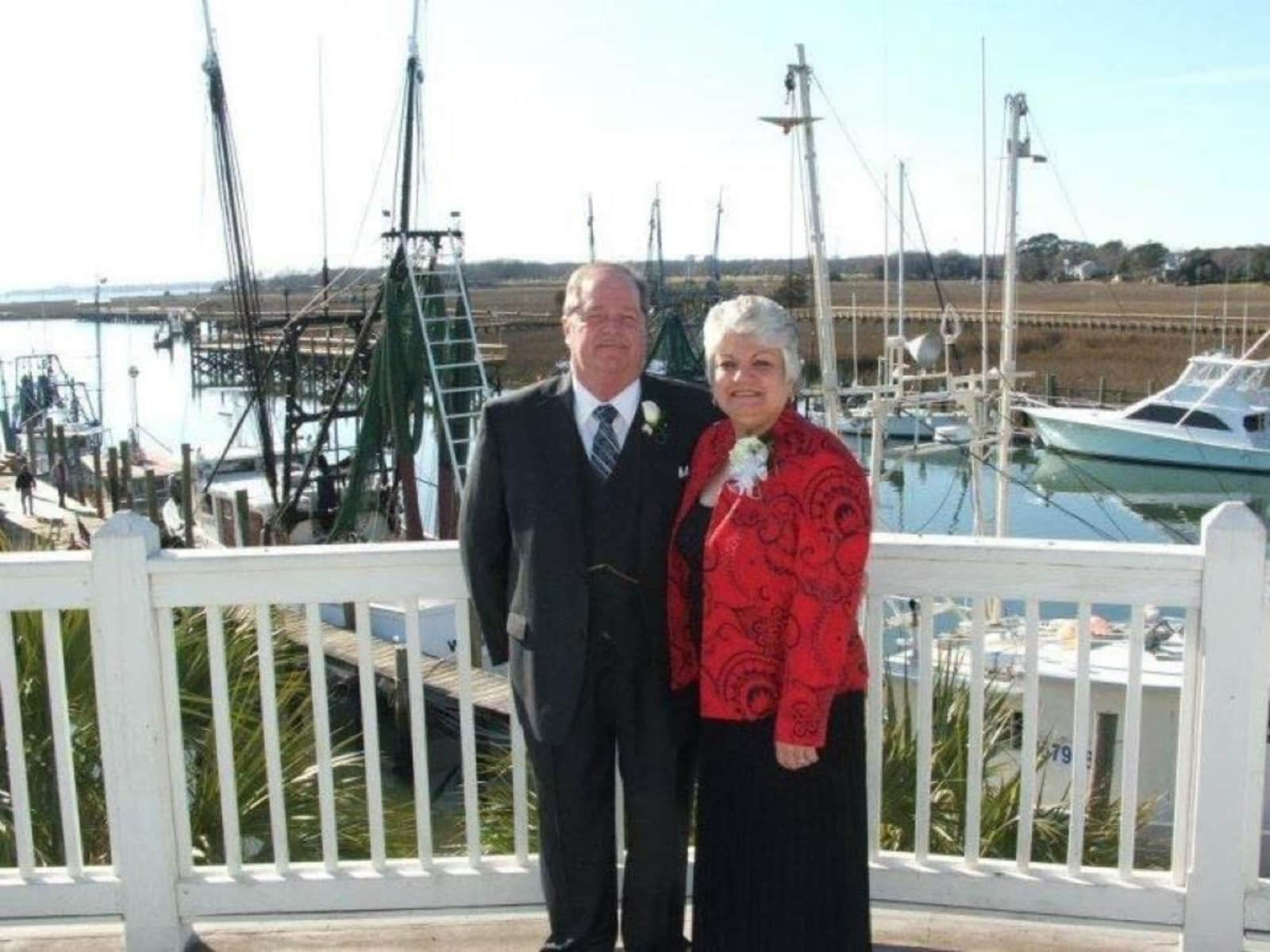 David & Laurie from Saratoga, California, United States
